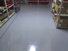 Industrial Flooring After