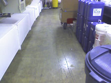 Industrial Floor Before