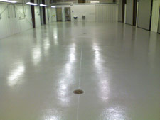 Industrial Flooring Concrete
