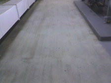 Industrial Floor During